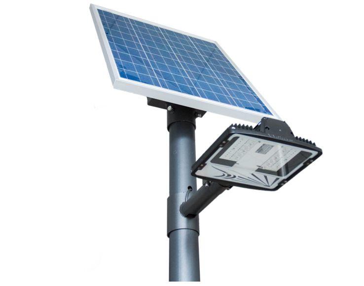 lampione solare
