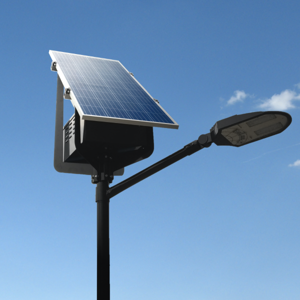 Lampione solare off-grid di OffgridSun
