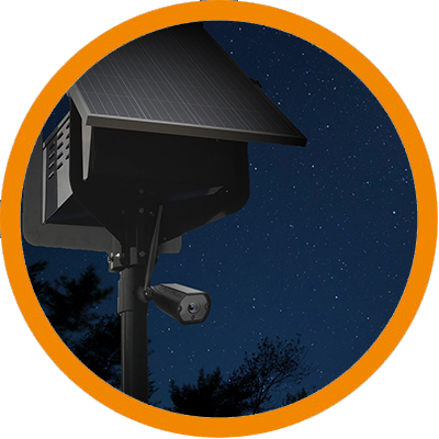 controlwave video surveillance solar energy