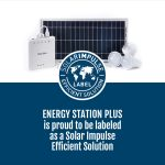 Energy Station Plus Solar Impulse Efficient Solution